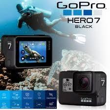 دوربین ورزشی GoPro Hero7 با قابلیت ضد آب تا عمق بیش از 10 متر