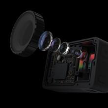 دوربین ورزشی DJI Osmo Action دارای لنز 3 لایه