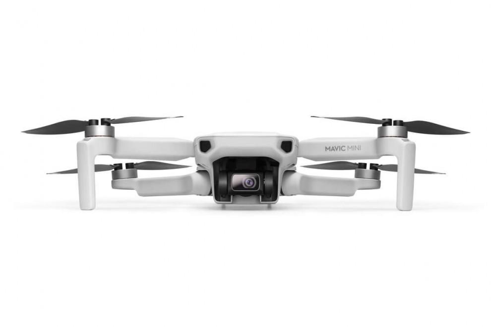 کوادکوپتر DJI Mavic Fly Cam با قدرت فیلمبرداری 4K