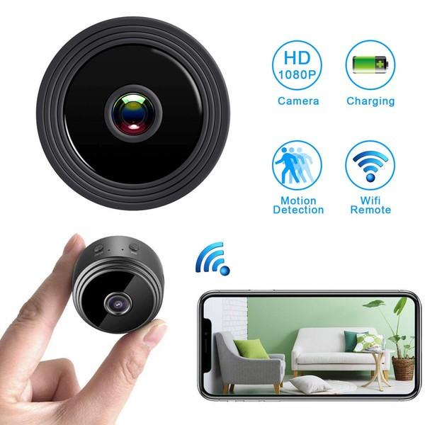 دوربین چشمی وای فای EYE CAM WIFI با قدرت فیلمبرداری 4K