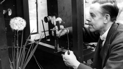 مستند ساز آمریکایی (F. Percy Smith) از پایه گذاران تکنولوژی تایم لپس در مستند سازی