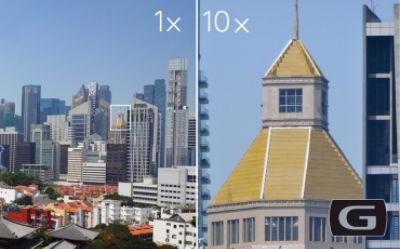 دوربین Mobile EYE Cam دارای قابلیت زوم تا 10X