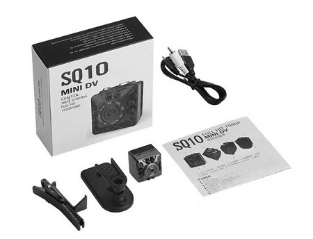 بسته دوربین sq10 pack