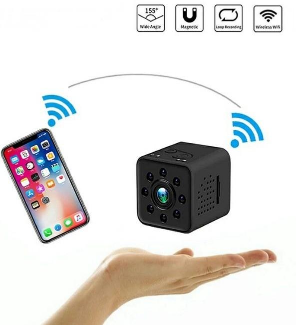 دوربین SQ23 وای فای ،ضد آب با قابلیت اتصال به وای فای برای همه سیستم عامل ها