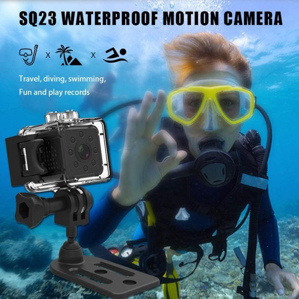 دوربین SQ23 وای فای ،ضد آب یک دوربین ضد آب با قابلیت فیلمبرداری تا عمق 30 متری آب