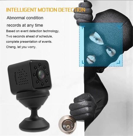 دوربین مینی SQ 23 با قابلیت فیلمبرداری Crystal بلوری یک دوربین فوق العاده با کیفیت 1920x1080