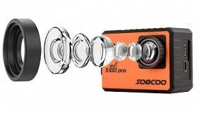 دوربین SJ cam 360 دارای نمایشگر LED