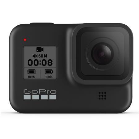 دوربین GoPro Hero 8 یکی از پر فروش ترین دوربین های ورزشی فروشگاه مینی دی وی پرو