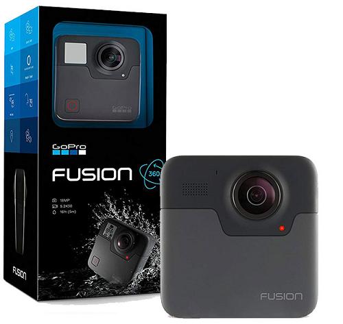 دوربین ورزشی gopro fusion