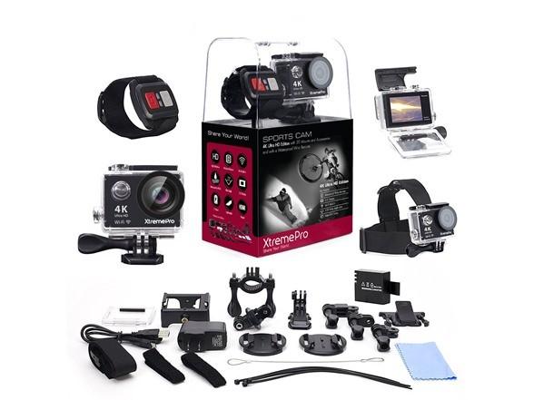 لوازم و قطعات دوربین اسپرت xtremePro