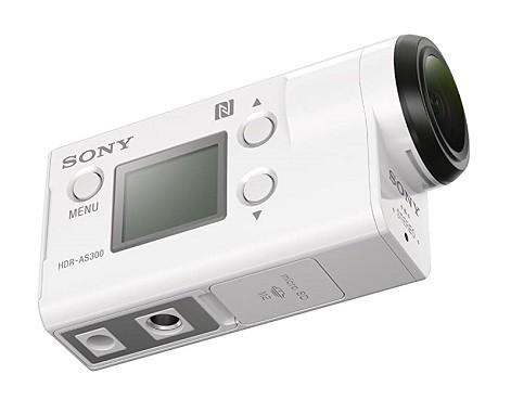 دوربین ورزشی و اکشن کمرا سونی مدل HDR-AS300