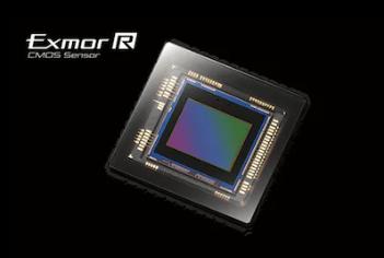 Exmor R® CMOS sensor with enhanced