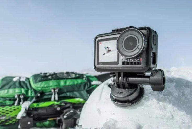 دوربین فیلمبرداری DJi Osomo چهارمین دوربین از دوربین های برتر سال 2020