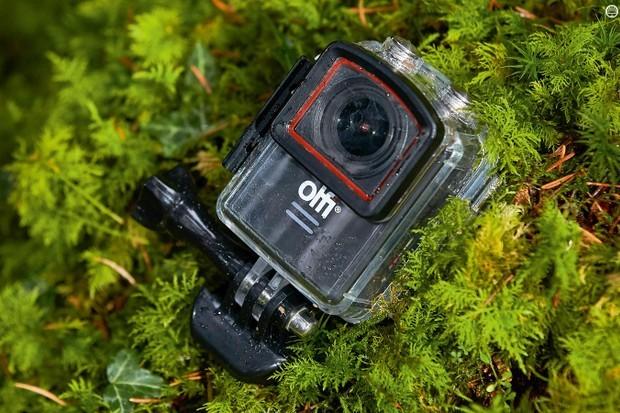 دوربین ورزشی Olfi One.Five Black نهمین دوربین ورزشی از برترین دوربین های ورزشی 2020 مینی دی وی پرو