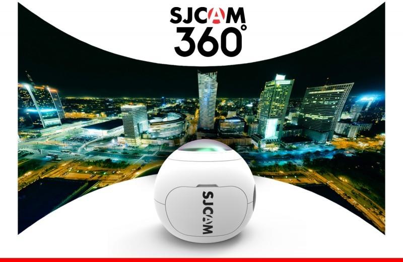 دوربین ورزشیSJ360 (پانورامیک) وای فای دهمین دوربین از برترین دوربین های سال 2020 مینی دی وی پرو
