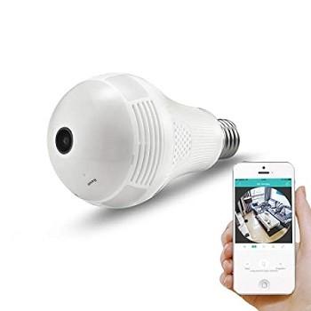 خرید دوربین مخفی لامپی