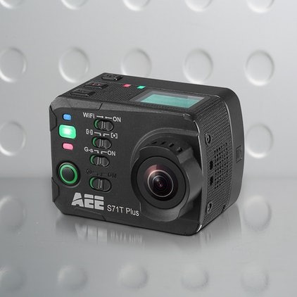 دوربین ورزشی AEE S71T Plus اکشن کمرا