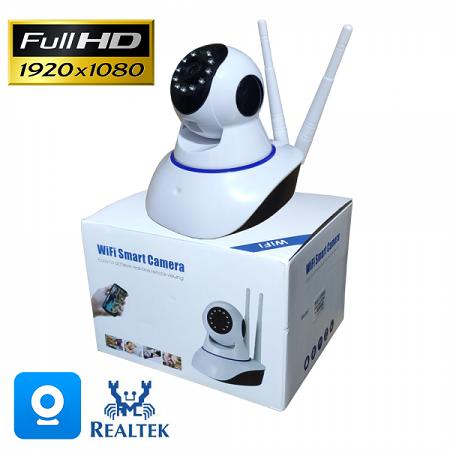 دوربین بیسیم Realtek با چرخش ۳۵۵ درجه ای