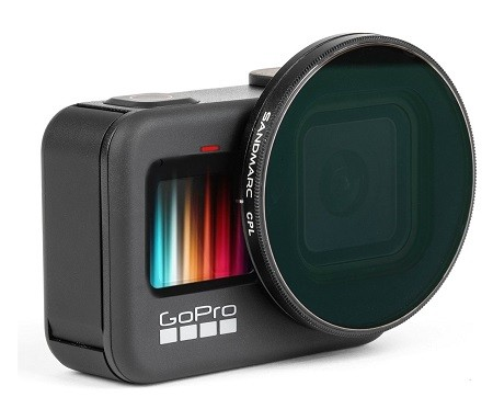 دوربین ورزشی Gopro hero9 با لنز پهن