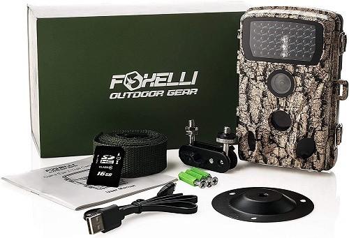 دوربین مستند سازی حیات وحش ضد آب FOXElli