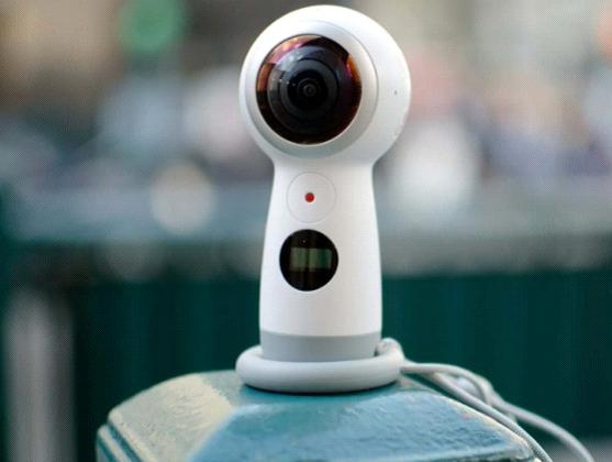 دوربین 360 درجه ای