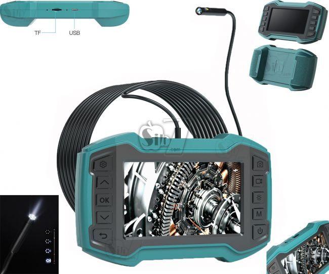 دوربین آندوسکوپی شلنگی INSKAM مدل ALS452 دارای 2 دوربین مجزا